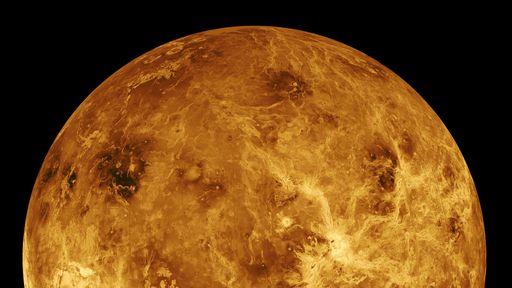 """Vênus, o """"planeta infernal"""", parece ter perdido menos água do que se esperava"""