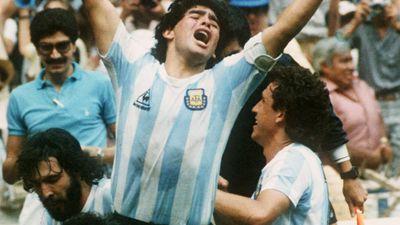 Diego Maradona quer processar Konami por uso indevido de sua imagem