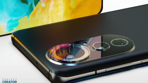 Huawei P50 Pro aparece em renderizações com design curioso e elegante