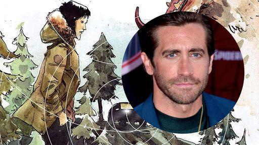 Jake Gyllenhaal será o protagonista da adaptação da graphic novel Snow Blind