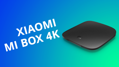 Xiaomi Mi Box Android TV 4K [Análise / Review]
