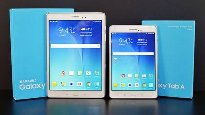 Galaxy Tab A começa a receber a atualização para o Marshmallow