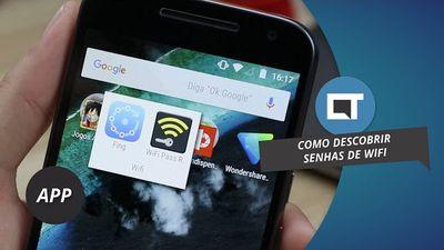 Como descobrir/recuperar senhas de WiFi salvas no Android (com ou sem root) #Dic