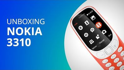 Nokia 3310 (2017) [Unboxing] - Canaltech