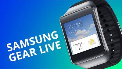 Gear Live: o smartwatch da Samsung com Android Wear [Análise]