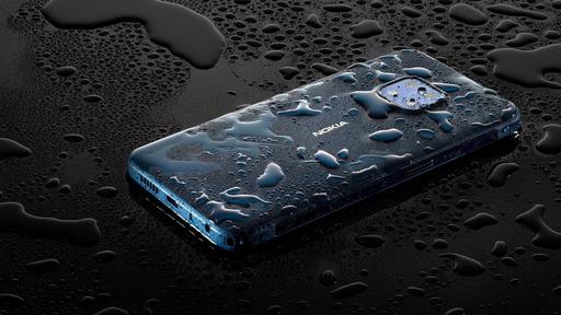 Nokia publica foto de celular resistente à água, mas apaga em seguida