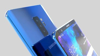 Suposto Galaxy S10 Plus é flagrado com dois furos na tela e bordas pequenas