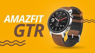 Amazfit GTR, DISCRETO porém SMART