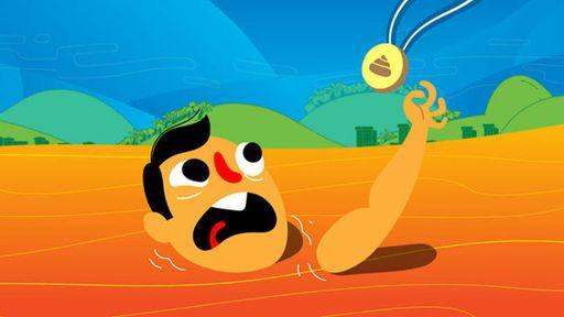 'Coliformia Games': Conheça o jogo que satiriza os Jogos Olímpicos do Rio