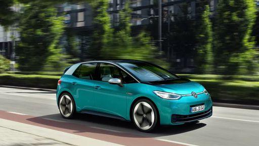 Volkswagen mais que dobra venda de carros elétricos em 2021