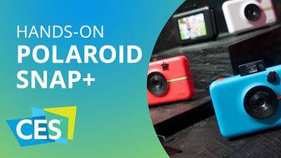 Snap+: conheça a nova Polaroid! [Hands-on | CES 2016]