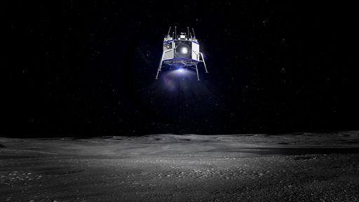 Blue Moon | Jeff Bezos revela novos detalhes sobre viagem à Lua da Blue Origin