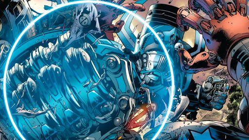 Quarteto Fantástico cria traje antiGalactus que deixa Homem de Ferro no chinelo