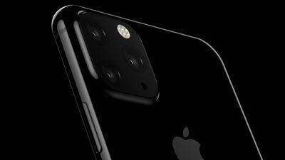 Renders de cases vazados podem confirmar câmera tripla do iPhone XI