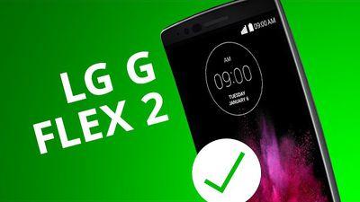 LG G FLEX 2: 5 motivos para COMPRAR [5 Motivos]