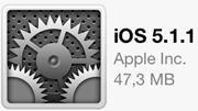 Apple libera iOS 5.1.1 para iPads, iPods Touch e também iPhones