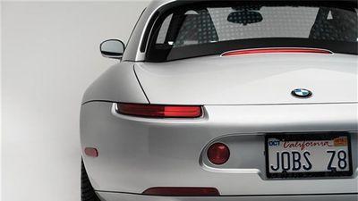 Automóvel BMW Z8 de Steve Jobs vai a leilão em dezembro