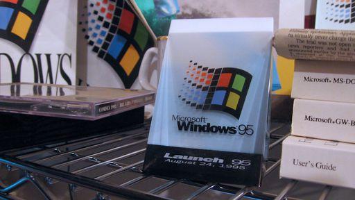 Windows 95: software de e-mail tinha easter egg escondido há 25 anos