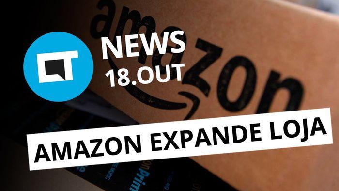 Moto X4 chega custando menos do que o esperado  Amazon expande atuação no  Brasil - Vídeos - Canaltech 937e5caae4c