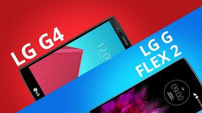 LG G4 VS LG G Flex 2: colocamos os dois tops da LG lado a lado [Comparativo]