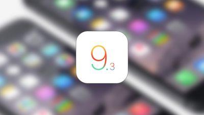 Atualização para o iOS 9.3.2 está causando problemas no iPad Pro 9.7