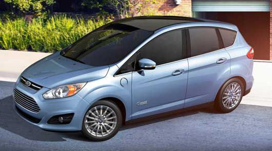 Ford C-Max Engine