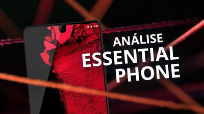Essential Phone: premium com software refinado [Análise / Review]