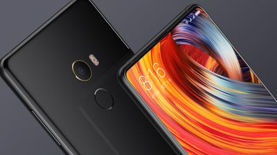 Xiaomi Mi MIX 2 esgota em menos de um minuto na China