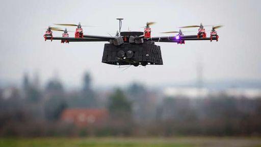 EUA: testes com drones civis começam em junho de 2014