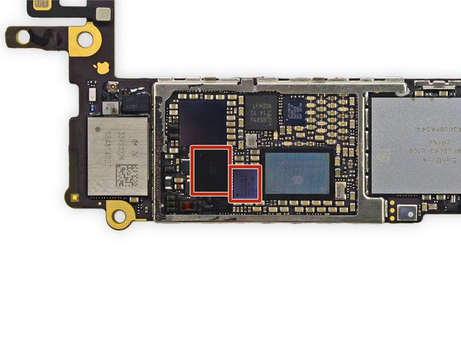 defeito display iPhone 6/6 Plus
