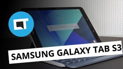 Samsung Galaxy Tab S3 chega ao Brasil custando pouco menos que o iPad