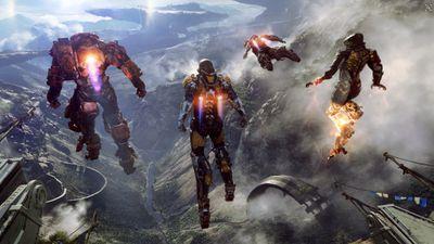 Com mundo aberto e gráficos incríveis, Anthem é a nova franquia da BioWare