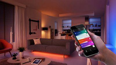 Philips lança nova versão de app para controle de lâmpadas inteligentes