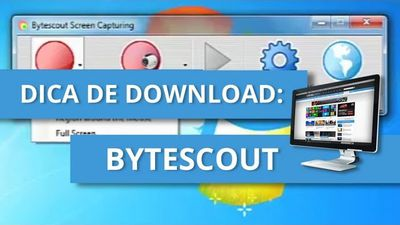 BYTESCOUT - Capture vídeos do seu PC [Dica de Download]