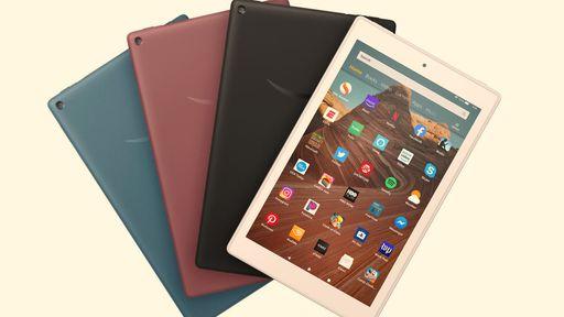 Amazon anuncia novo tablet Fire HD 10 com processador mais rápido e USB-C