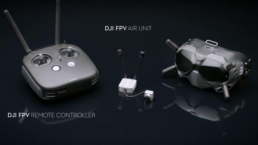 DJI anuncia novo ecossistema FPV e impacta o segmento de drones