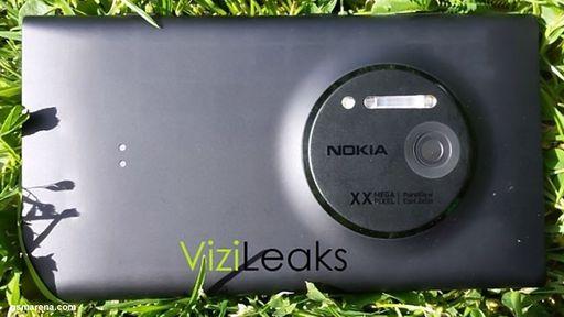 Nokia anuncia oficialmente o Lumia 1020 e sua câmera de 41 megapixels