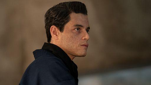007 - Sem Tempo Para Morrer   Conheça o vilão de Rami Malek no novo filme