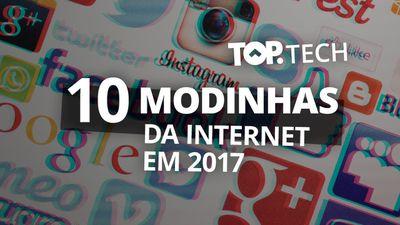 10 modinhas que dominaram a internet em 2017 [Top Tech]