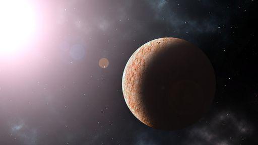 Este pode ser o 1º planeta descoberto em outra galáxia, a 23 milhões de anos-luz