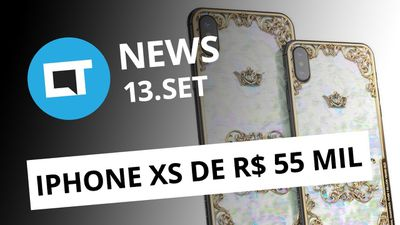 "iPhone Xs de R$ 55 mil; Nubank ""congela"" dólar; Huawei cutuca Apple e+ [CT News]"