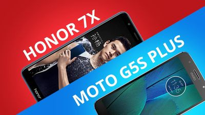 Moto G5S Plus vs Honor 7X [Comparativo]