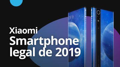Xiaomi apresenta o smartphone mais legal de 2019 [CT News]