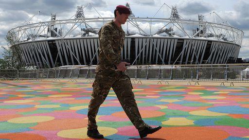 Olimpíadas 2012: segurança do evento será feita com armas sônicas