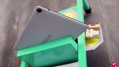 Vídeo mostra o Nexus 9 em uso pela primeira vez