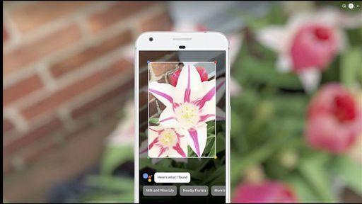 Google Lens interpretará as imagens capturadas pela câmera