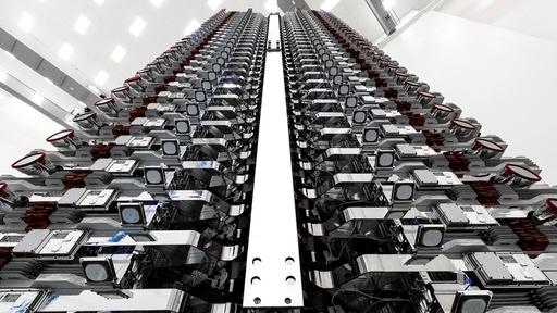 SpaceX lança, com sucesso, primeiros 60 satélites do projeto Starlink