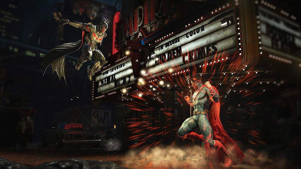 As batalhas mantêm os elementos que deram certo no primeiro Injustice e também trazem adições interessantes, antes vistas apenas em Mortal Kombat X