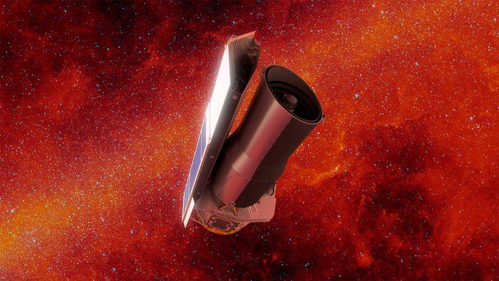 Telescópio espacial Spitzer será desativado após 16 anos de grandes descobertas