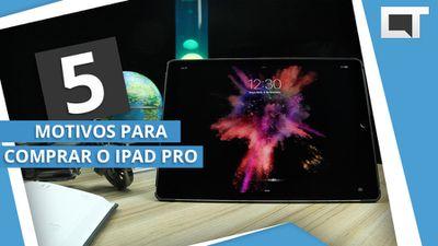 5 motivos para COMPRAR o iPad Pro